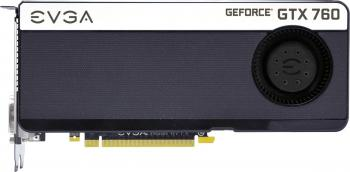 pret preturi Placa video EVGA GeForce GTX 760 4GB DDR5 256 Bit