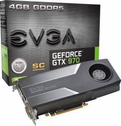 Placa video EVGA GeForce GTX 970 SC 4GB DDR5 256Bit