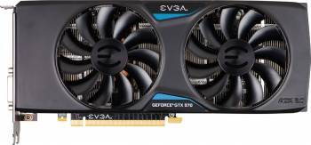 Placa video Evga GeForce GTX 970 SSC ACX 2.0+ 4GB DDR5 256Bit