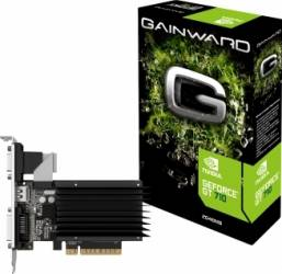Placa video Gainward GeForce GT 710 SilentFX 2GB DDR3 64Bit Placi video