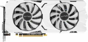 Placa video Galaxy KFA2 GeForce GTX 1080 EXOC-SNPR White 8GB GDDR5X 256bit Placi video