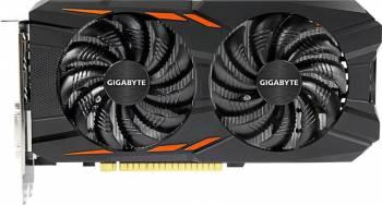 Placa video GeForce GTX 1050Ti Windforce 4GB GDDR5 128bit Placi video