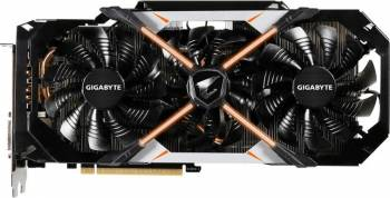 Placa video Gigabyte Aorus GeForce GTX 1070 8GB GDDR5 256bit Placi video