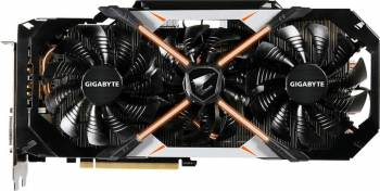 Placa video Gigabyte Aorus GeForce GTX 1080 11Gbps 8GB GDDR5X 256bit Placi video