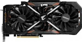 Placa video Gigabyte Aorus GeForce GTX 1080 Xtreme Edition 11Gbps 8GB GDDR5X 256bit Placi video