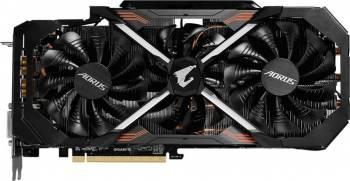 Placa video Gigabyte Aorus GeForce GTX 1080 Xtreme Edition 11Gbps 8GB GDDR5X 256bit Placi video