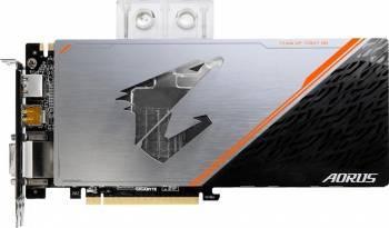 Placa video Gigabyte Aorus GeForce GTX 1080Ti Waterforce WB Xtreme Edition 11GB GDDR5X 352bit