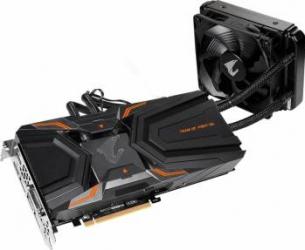 Placa video Gigabyte Aorus GeForce GTX 1080Ti Waterforce Xtreme Edition 11GB GDDR5X 352bit