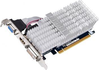 Placa Video Gigabyte GeForce GT 730 2GB DDR3 64Bit Silent LP Placi video