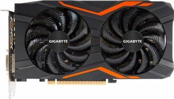 Placa video Gigabyte GeForce GTX 1050 G1 Gaming 2GB GDDR5 128bit Placi video