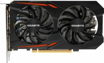 Placa video Gigabyte GeForce GTX 1050Ti OC 4GB GDDR5 128bit Placi video