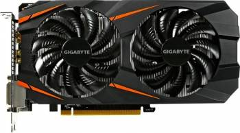 Placa video Gigabyte GeForce GTX 1060 Windforce 2 OC 3GB DDR5 192bit Resigilat Placi video