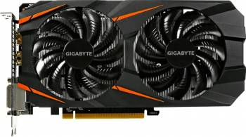 Placa video Gigabyte GeForce GTX 1060 Windforce 2 OC 6GB GDDR5 192bit Placi video