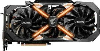 Placa video Gigabyte GeForce GTX 1080Ti Aorus 11GB GDDR5X 352bit Placi video