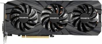 Placa video Gigabyte GeForce GTX 1080Ti Gaming OC BLACK 11GB GDDR5X 352bit Placi video