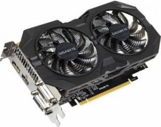 Placa video Gigabyte GeForce GTX 950 OC WindForce 2X 2GB DDR5 128Bit Bonus Mouse Pad A4Tech X7-200MP