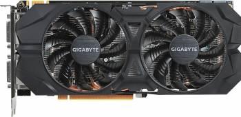Placa video Gigabyte GeForce GTX 960 WindForce 2X OC 2 4GB DDR5 128Bit Bonus Mouse Pad A4Tech X7-200MP