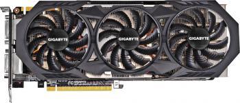 Placa video Gigabyte GeForce GTX 970 OC WindForce 3X 4GB DDR5 256Bit