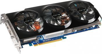 Placa Video Gigabyte Radeon HD7970 GHzEdition OC 3GB DDR5 384bit Placi video