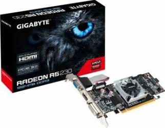 Placa video Gigabyte Radeon R5 230 1GB DDR3 64Bit rev 2.0
