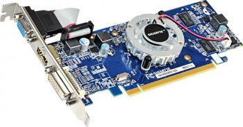 Placa Video Gigabyte Radeon R5 230 1GB DDR3 64Bit LP rev1.0 Placi video