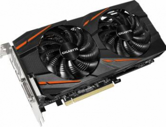 Placa video Gigabyte Radeon RX 460 Windforce 2 OC 2GB DDR5 128bit