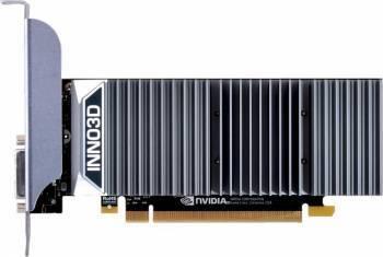 Placa video Inno3D GeForce GT 1030 0DB 2GB GDDR5 64bit Placi video