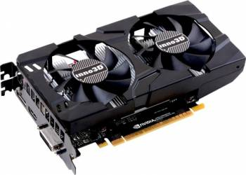 Placa video Inno3D GeForce GTX 1050 Twin X2 2GB GDDR5 128bit Placi video