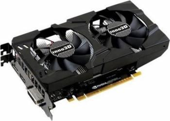 Placa video Inno3D GeForce GTX 1050Ti TwinX2 4GB GDDR5 128bit Placi video