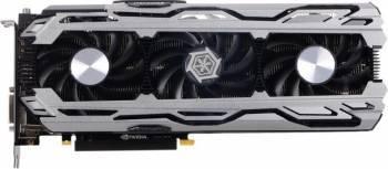 Placa video Inno3D GeForce GTX 1070 iChill X3 V2 8GB DDR5 256-bit Placi video