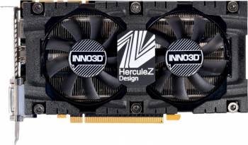 Placa video Inno3D GeForce GTX 1070Ti X2 V2 8GB GDDR5 256bit Placi video