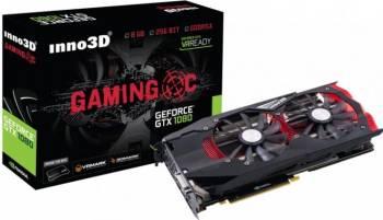 Placa video Inno3D GeForce GTX 1080 Gaming OC 8GB GDDR5X 256bit Placi video