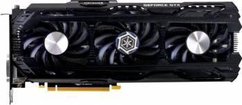 Placa video Inno3D GeForce GTX 1080Ti iChill X3 11GB GDDR5X 352bit Placi video