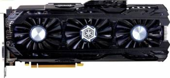 Placa video Inno3D GeForce GTX 1080Ti X4 Ultra 11GB GDDR5X 352bit Placi video