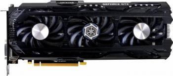 Placa video Inno3D iChill GeForce GTX 1070Ti iChill X3 8GB GDDR5 256bit Placi video