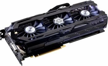 Placa video Inno3D iChill GeForce GTX 1080Ti iChill X4 11GB GDDR5X 352bit Placi video