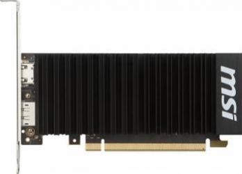 Placa video MSI GeForce GT 1030 2GH LP OC 2GB GDDR5 64bit Placi video