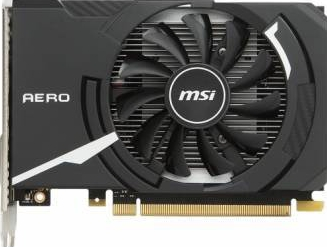 Placa video MSI GeForce GT 1030 Aero ITX OC 2GB GDDR5 64bit Placi video