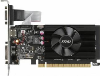 Placa video MSI GeForce GT 710 2GD3 LP 2GB DDR3 64bit Placi video