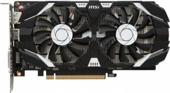 pret preturi Placa video MSI GeForce GTX 1050 2GT OC 2GB GDDR5 128bit