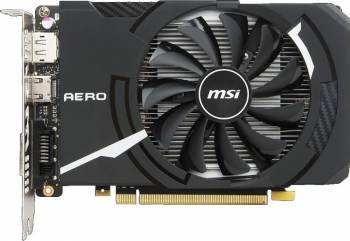 Placa video MSI GeForce GTX 1050 Aero ITX OCV1 2GB GDDR5 128bit Placi video