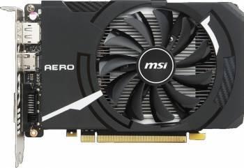 Placa video MSI GeForce GTX 1050 Aero ITX OCV1 2GB GDDR5 128bit Placi video
