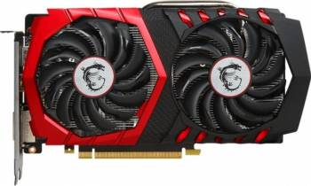Placa video MSI GeForce GTX 1050Ti GAMING X 4GB GDDR5 128bit