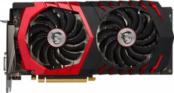 Placa video MSI GeForce GTX 1060 GAMING X 6GB GDDR5 192bit