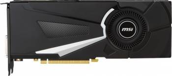 Placa video MSI GeForce GTX 1080 AERO 8GB GDDR5X 256bit