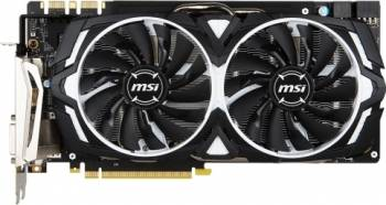 Placa video MSI GeForce GTX 1080 ARMOR 8GB GDDR5X 256bit