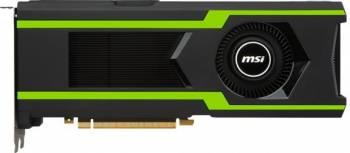 Placa video MSI GeForce GTX 1080Ti AERO 11G OC 11GB GDDR5X 352bit Placi video