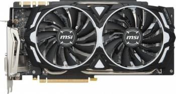 Placa video MSI GeForce GTX 1080Ti Armor 11G OC 11GB GDDR5X 352bit Placi video