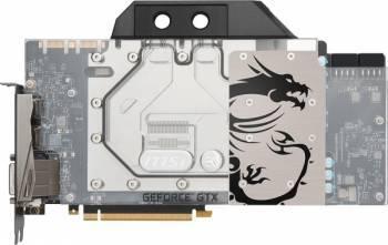 Placa video MSI GeForce GTX 1080Ti Sea Hawk EK X 11GB GDDR5X 352bit Placi video