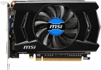 Placa video MSI GeForce GTX 750 Ti OC 2GB DDR5 128Bit V1 Bonus Mouse Pad A4Tech X7-200MP